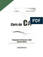 Curs de C# - Programare în Visual C# 2008 Express Edition.pdf