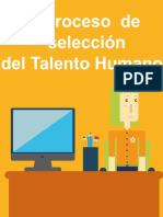 Proceso de Seleccion Del Talento Humano