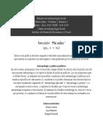 Padawer, Ana - Apuntes Antropológicos Sobre Conocimiento y Desarrollo (EAS - Vol. 1, No 1, NS, 2016)