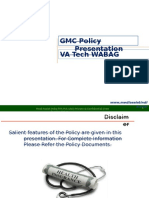 ANNEXURE IIIE (Medi-Assist PPT on Medical Insurance) (1)