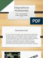 Dispositivos Multimedia PPT