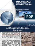 Asociaciones Litologicas