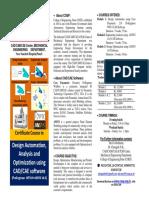DesignAutomation Broucher 5 Oct13