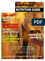 Sports Nutrition Guide
