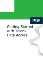 Getting Started With Tel Erik Data Access