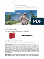 Bose Corporation Solution 1,2,3.docx