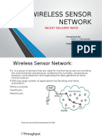 Performance analysis of wireless sensor network