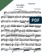 Navarra Violin II