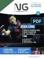 006 magazine tenis de mesa