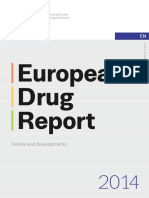 European Drug Report 2014 Trends and Developments