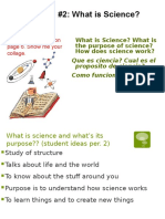 nature of science newest