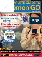 The Complete Guide to Pok Mon Go 2016