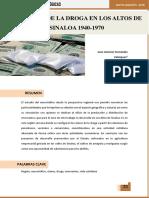 Los Clanes de La Droga en Los Altos de Sinaloa 1940-1970