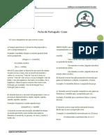 Português- crase- Agência de Professores