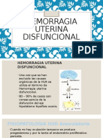 Hemorragia Uterina Disfuncional.pptx