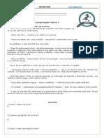 Interpretação de Texto 1- Agência de Professores