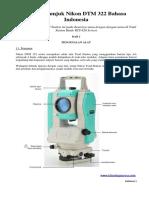 Buku Petunjuk Nikon DTM 322 Bahasa Indonesia.pdf
