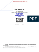 2N PRI Gateways - User Manual