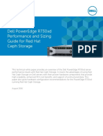 Dell R730xd RedHat Ceph Performance SizingGuide WhitePaper