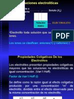 6.- SOLUCIONES ELECTROLITICAS