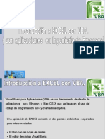 Excel Vb Introduccion