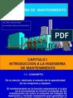 Ingeniería del Mantenimiento Industrial