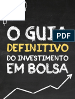 eBook Aloq o Guia Definitivo de Investimento Em Bolsa