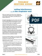Tg07 10 Respirator Seal PDF En