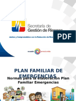 AV. Plan Familiar de Emergencia
