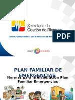 AV. Plan Familiar de Emergencia