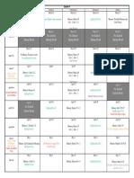 2016-2017 memory   events calendarq4