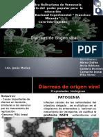 Diarrea de Origen Viral