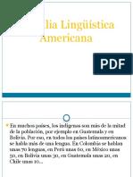 Familia Lingüística Americana