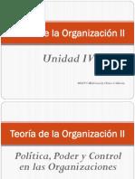 Unidad IV Control Poder y Politica en La Organizacion - Politica-2