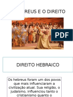 Direito Hebraico Datashow (1)