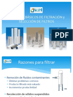 Aspectos Basicos de Filtracion