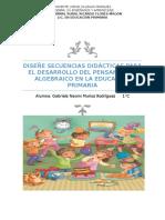 Secuencia Didactica Algebra