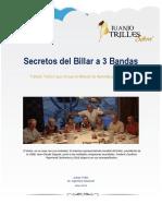 Secretos Del Billar a Tres Bandas