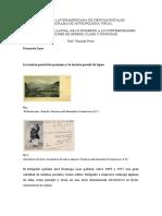 Postales de Jose Domingo Laso