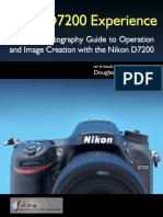 Nikon D7200 Experience Preview