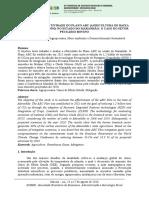 Avaliação Da Efetividade Do Plano ABC (Agricultura de Baixa Emissão de Carbono) No Estado Do Maranhão o Caso Do Setor Pecuário Bovino - CAMILA LAGO BRAGA