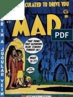 MAD Magazine 001