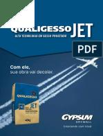Produto Qualigesso Jet