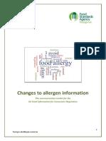 Food.gov.Uk:Allergen Resources