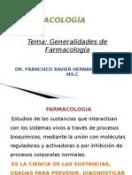 0 Farmacología Concepto y Farmacodinamia Medicina
