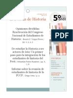 El Boletín de Historia N°10