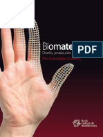 Biomateriales Diseño, Produccion y Caracterizacion