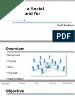 Social Intermediary Presentation