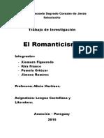 EL ROMANTICISMO.docx