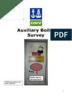 Auxiliary Boiler Survey